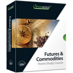 Optionetics – Futures and Commodities Home Study Course